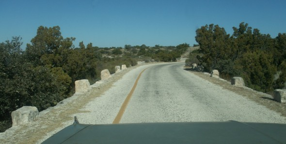 CCC Roadway