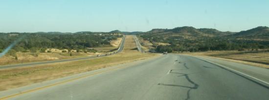 Central Texas Hills
